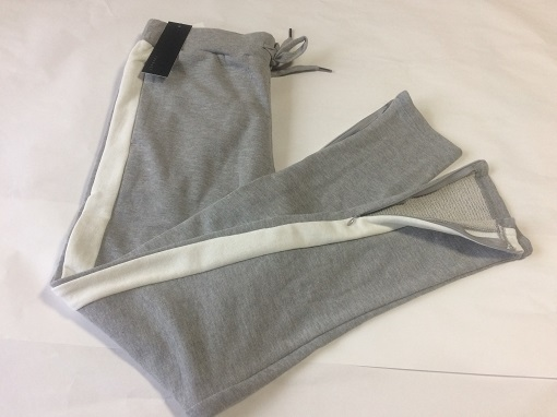 裾上げをご提供したジギーズのジョガーパンツ